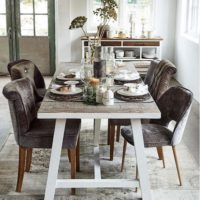Spisebord - Hampton Bridge Dining Table 180x90 BESTILLINGSVARER