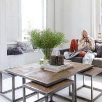 Sofabord - Le Bar Americain Coffee Table Set/5 BESTILLINGSVARER