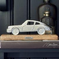 Porsche Statue