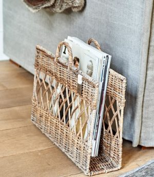 Magasinholder - RR Newspaper Basket