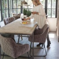 Spisebord - The Maxwell Dining Table 220x100 - BESTILLINGSVARER