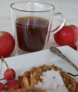 æbledessert