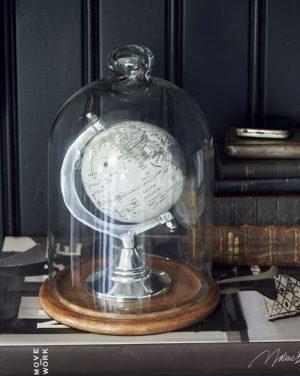 Globus - Greenwich Globe With Dôme