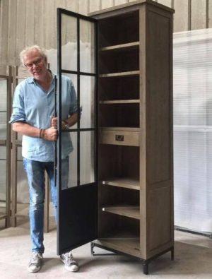Reol - The Hoxton Cabinet Small BESTILLINGSVARER