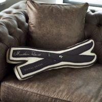 Skipude - Mountain Resort Ski Pillow