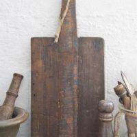 Skærebræt Længde 43 cm, Træ