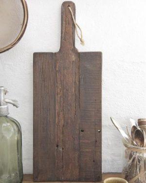 Skærebræt - Længde 50 cm, Træ