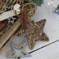 Stjerne - RR Christmas Hanger Star