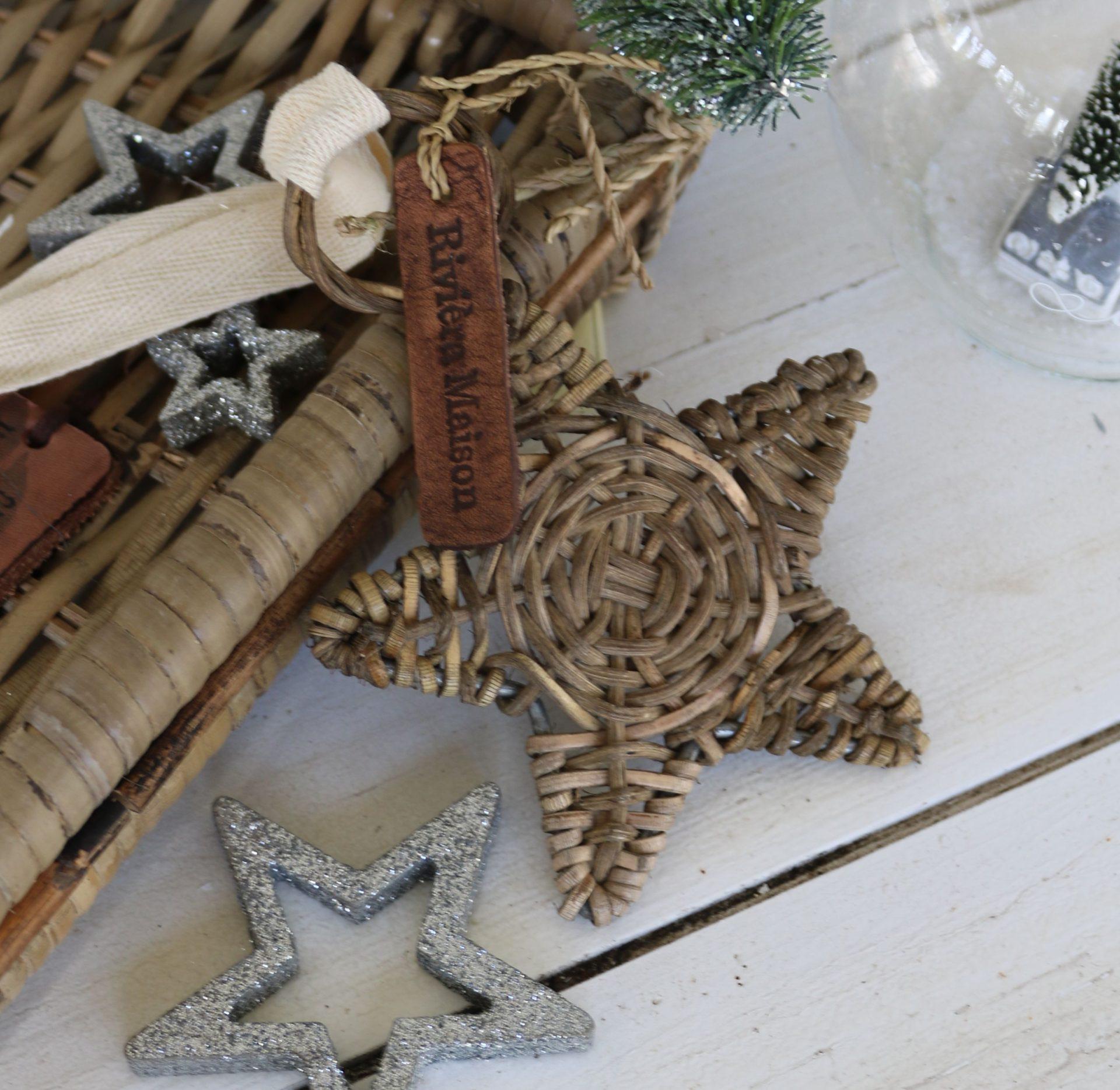 Stjerne – RR Christmas Hanger Star