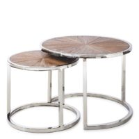 Sofabord - Greenwich Coffee Table set/2 BESTILLINGSVARER