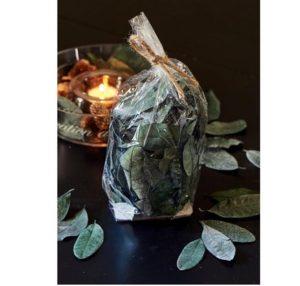 Grønne blade - Luscious Leaf Vase Filler green