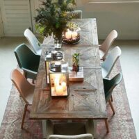 Chateau Chassigny Dining T Ext - BESTILLINGSVARER