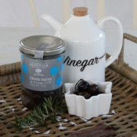 Oliven - Nyons oliven PGI, Sorte