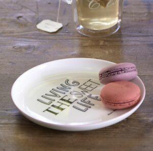 Kagetallerken - Living The Sweet Life Plate