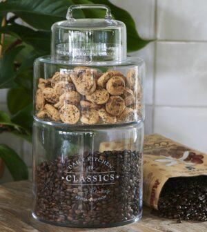 Kitchen Classics Storage Jar 2Parts