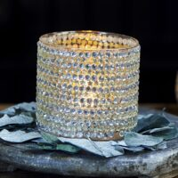 Lysestage - Magic Sparkle Votive M
