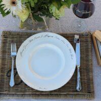 Pasta tallerken - Chef's Table Pasta Plate M