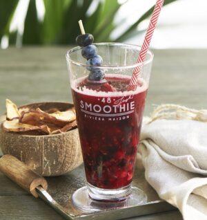 Smoothie glas - Homemade Smoothie Glass