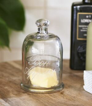 Smør glasklokke - Bon Appétit Dôme