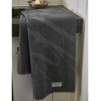 Håndklæde mørkegrå – Spa Specials Bath Towel 140×70