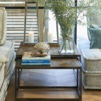 Sofabord - Le Bar Americain Coffee Table Set van 3 BESTILLINGSVARER