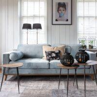Sofa - Notting Hill Sofa 3,5s Vel SoSkyBlue BESTILLINGSVARER
