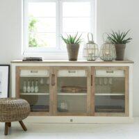 Kommode - Pacifica Glass Dresser BESTILLINGSVARER