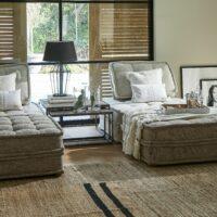 Sofamodul - The Uptown Sofa, melee, natural BESTILLINGSVARER