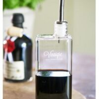 Vinaigre flaske - Vinaigre Jerrycan Bottle