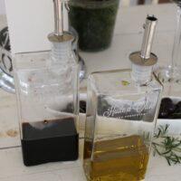 Olivenolie flaske - Huile D' Oilive Jerrycan Bottle
