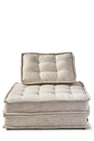 Sofamodul - The Uptown Sofa, melee, natural PÅ LAGER
