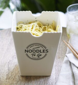 Chinabox - Fresh Asian Food Noodles To Go Bowl