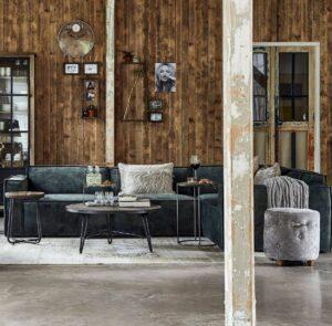Sofamodul - The Jagger Center 125cm, velvet - BESTILLINGSVARER