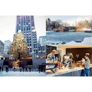 Coffee Table Book  - New York Christmas Recipes And Stories