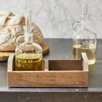 Oil & Vinegar Kitchen Organiser