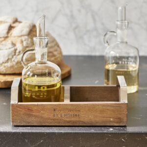 Oil & Vinegar Kitchen Organiser