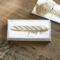 Servietter - Paper Napkin Freshly Baked