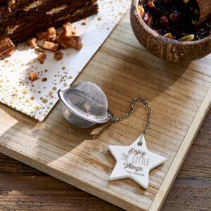 Tesi - Enjoy The Little Things Tea Infuser