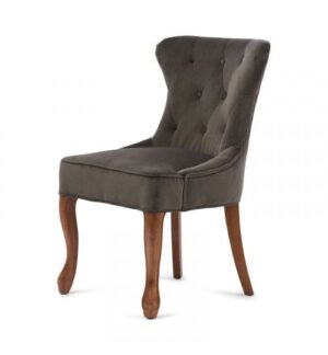Spisebordsstol - George Dining Chair Vel Slate Grey