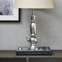 Lampefod m. tekop/tekande - Have Tea With Me Table Lamp