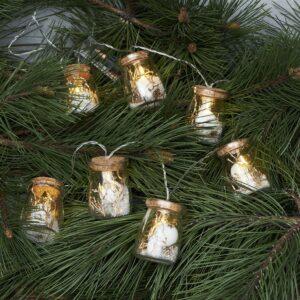 Lyskæde - Merry Christmas String Of Lights