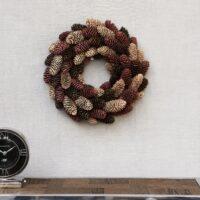 Koglekrans - Lovely Autumn Wreath Dia 37