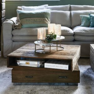 Sofabord m. dreje funktion - Detraut Coffee Table BESTILLINGSVARER