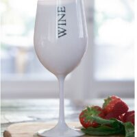Plast Vinglas - Summer Wine Glass