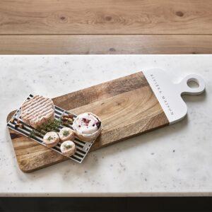 Skærebræt - RM Loft Chopping Board white