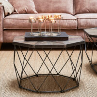Sofabord - Ambassador Coffee Table Dia 60 BESTILLINGSVARER