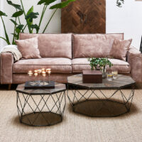 Sofabord - Ambassador Coffee Table Dia 90 BESTILLINGSVARER