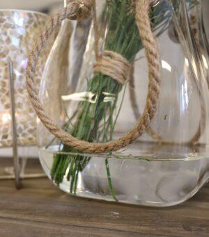 Vase m. reb - Mode Florale Bag Vase M