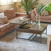 Sofabord - Arlington Coffee Table 90x90 BESTILLINGSVARER