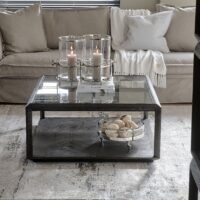 Sofabord - Belmont Coffee Table 90x90 BESTILLINGSVARER